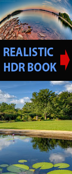 Realistic HDR Book2a
