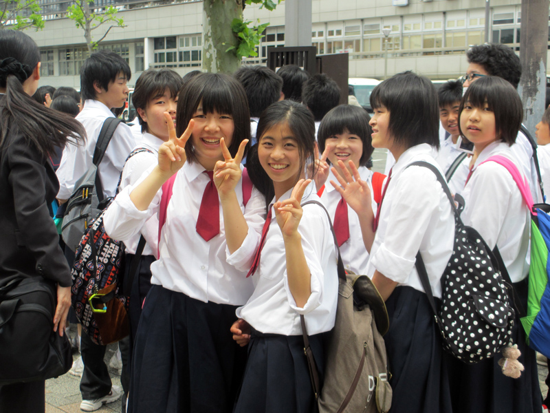Japanese_School_Girls